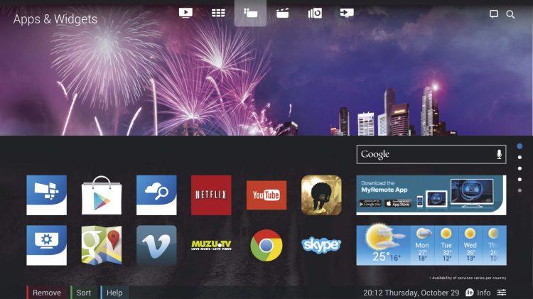 3. screen widgets android dv4.ai
