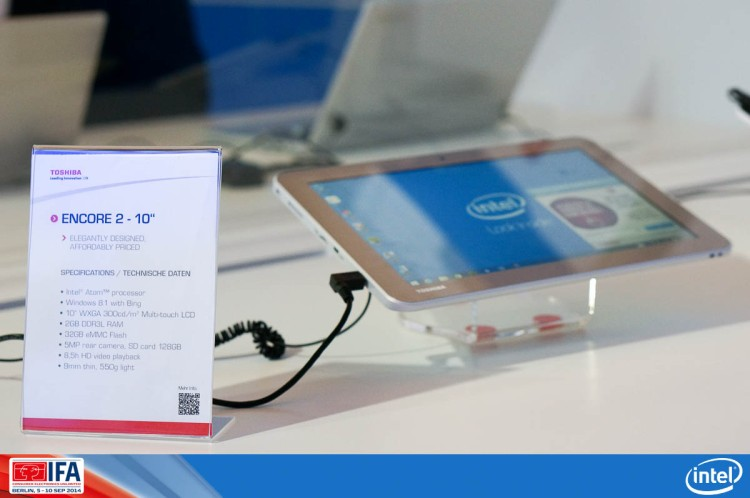 Intel Booth at IFA2014-6