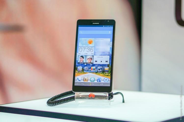 Huawei SvyazExpocomm 2013-39