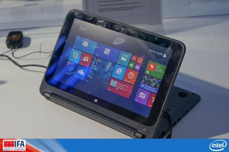 Intel Booth at IFA2014-2