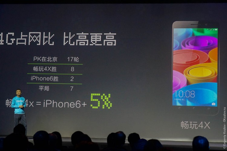 Honor 6 Plus launch Bejing-16