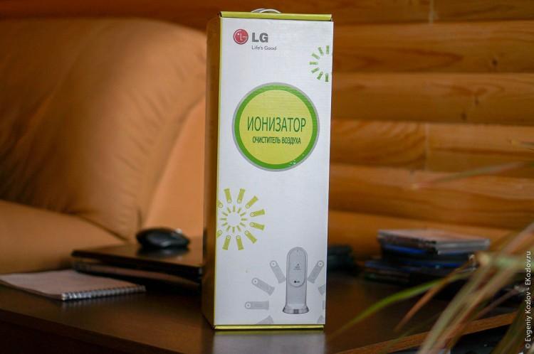 Air Ionizer LG HPS-A090BW-1