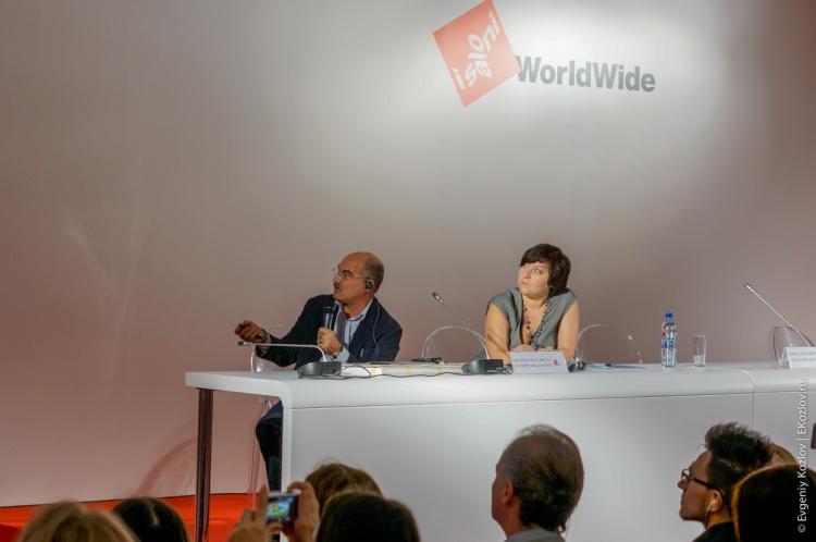 I Saloni WorldWide Moscow 2013-17