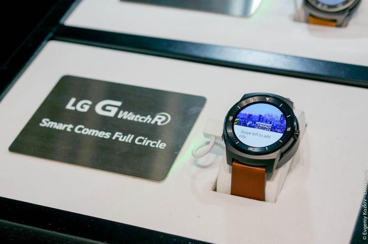LG G Watch R-8