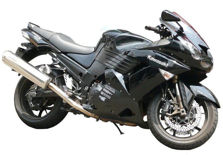 Kawasaki Ninja ZZR1400 (ZX-14)