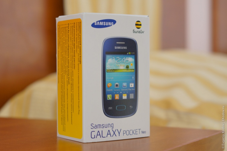 Samsung Galaxy Pocket Neo-1