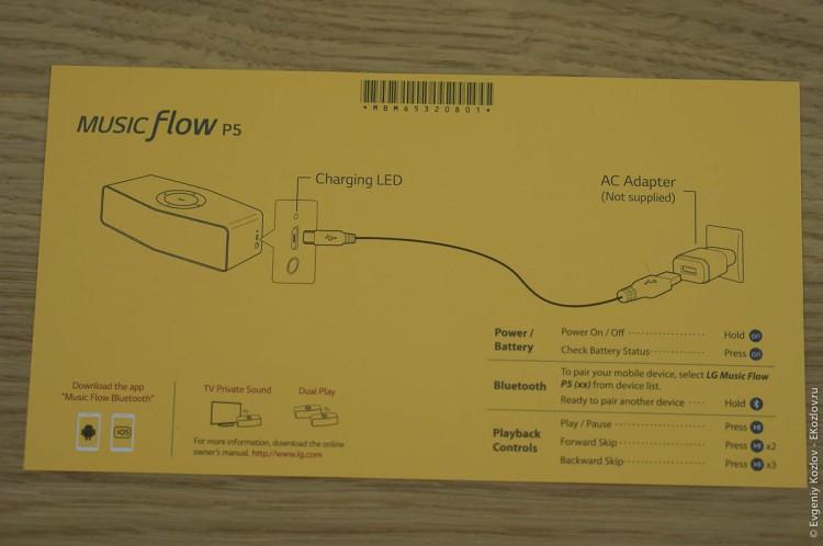 LG MusicFow P5 (NP5550W)-3