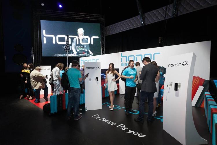 Huawei Honor Launch Russia-2