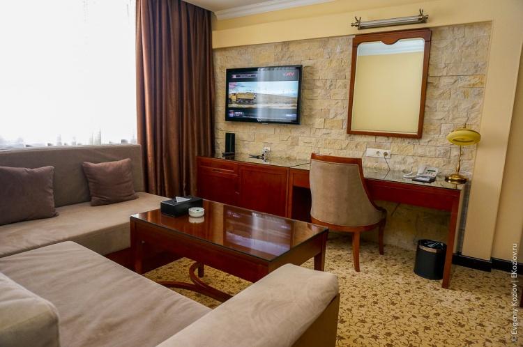 Jannat resort Bishkek-2