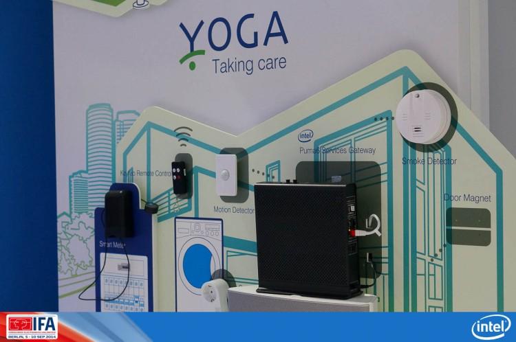 Intel Booth at IFA2014-11