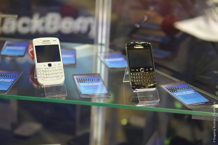 BlackBerry SvyazExpoComm 2013-6