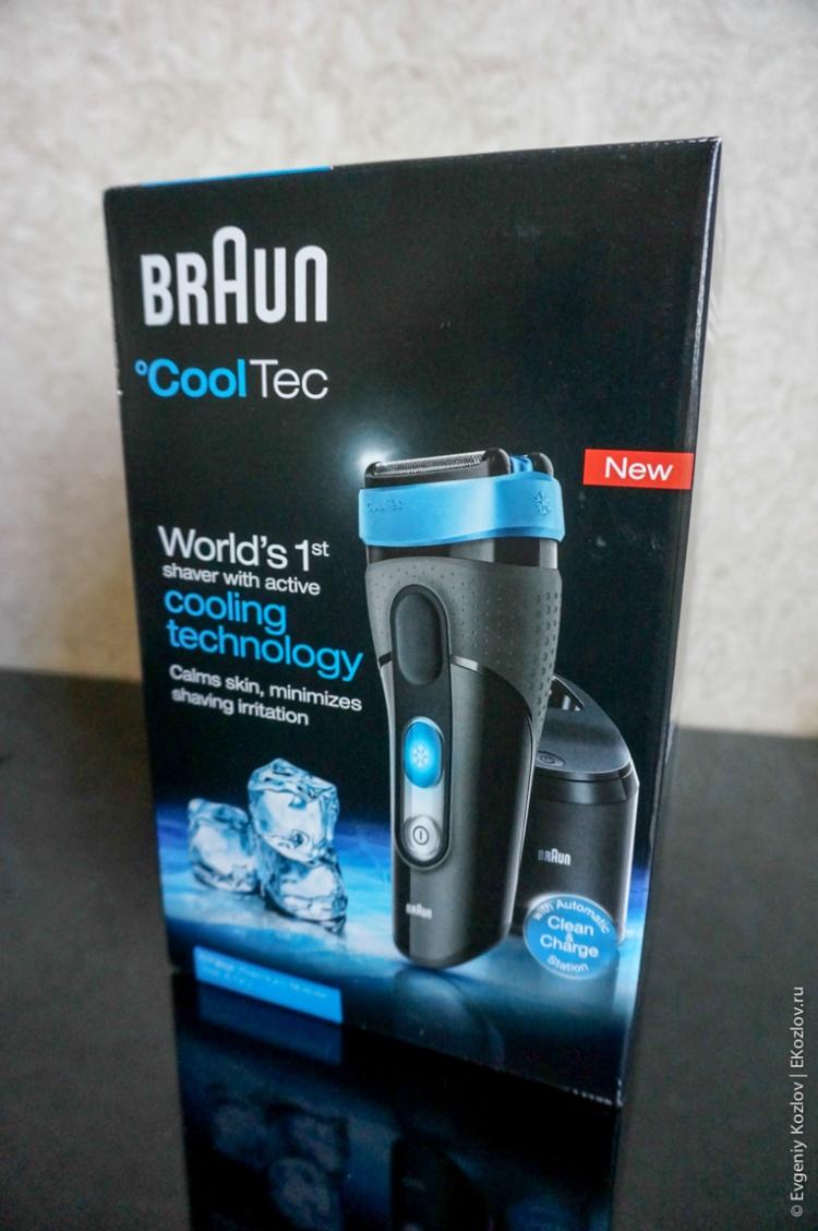 Braun CoolTec CT2cc-1