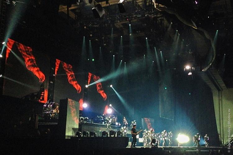 Cirque du Soleil Moscow 2013-1
