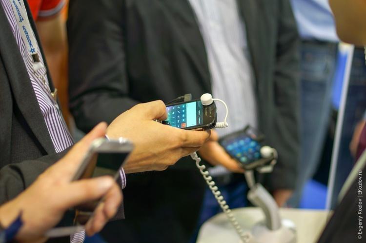 BlackBerry SvyazExpoComm 2013-11