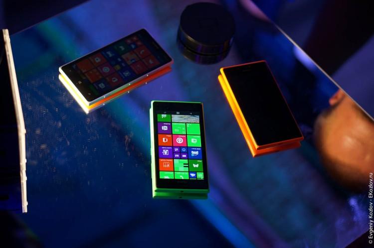 Nokia Lumia presentation Moscow 2014-20