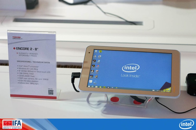 Intel Booth at IFA2014-5