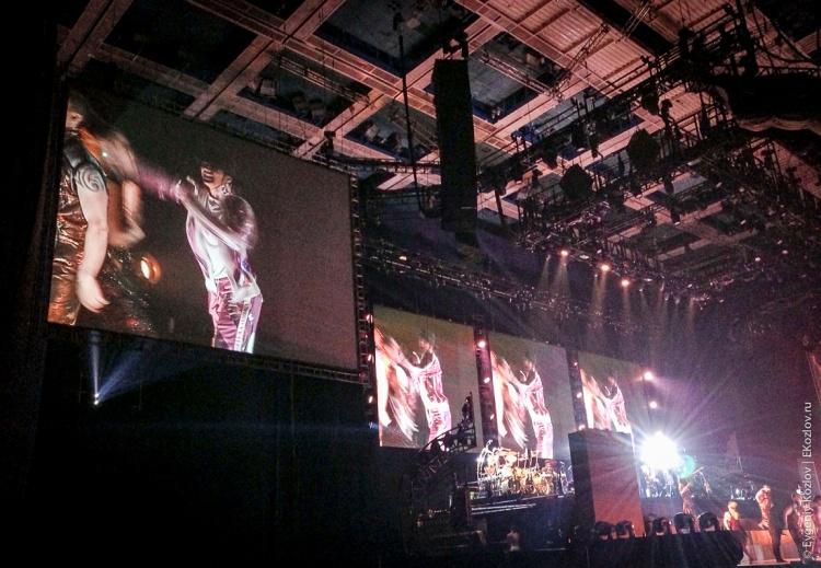 Cirque du Soleil Moscow 2013-4
