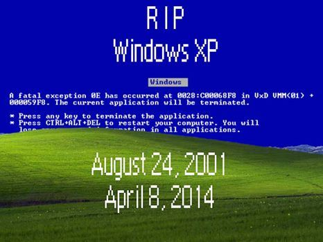Goodbye-XP