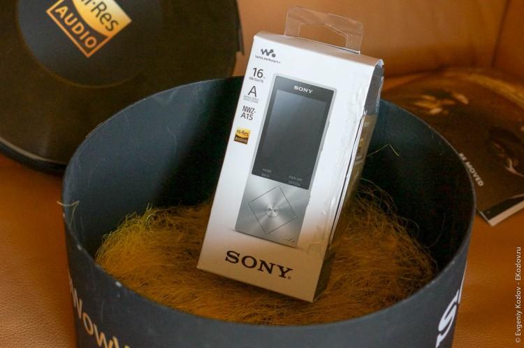 Sony Walkman NWZ-A15-3