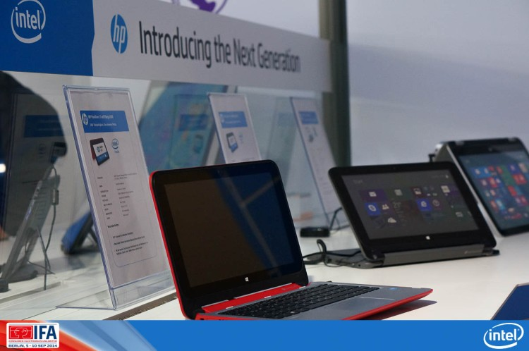 Intel Booth at IFA2014-1