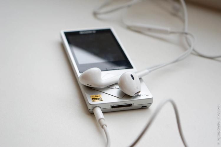 Sony Walkman NWZ-A15-16