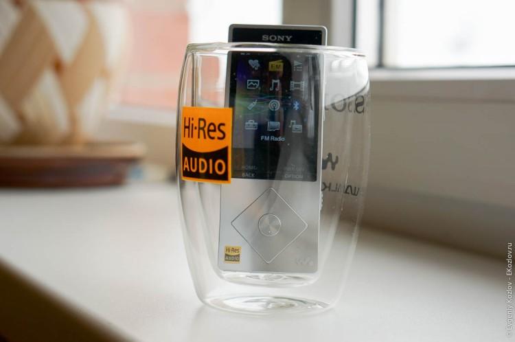 Sony Walkman NWZ-A15-7