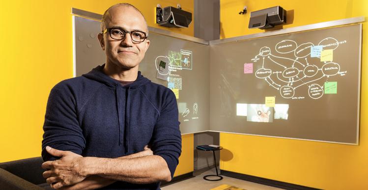 Satya-Nadella-CEO-Microsoft