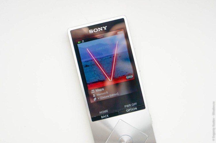 Sony Walkman NWZ-A15-17