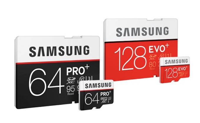 Samsung EVO PRO Plus