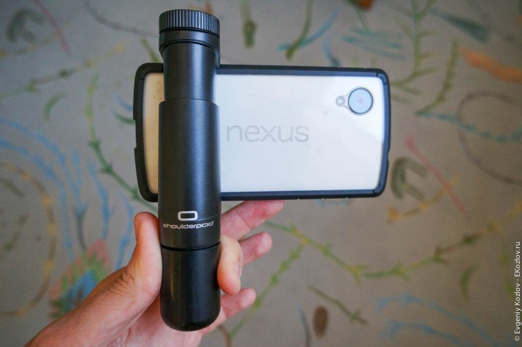 Shoulderpod S1 Smartphone Rig-5