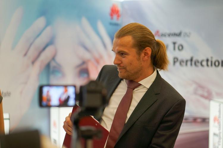 Алексей Громаков, директор по маркетингу Huawei Device в России и странах СНГ