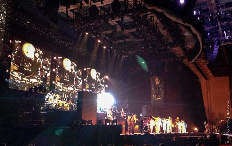 Cirque du Soleil Moscow 2013-3