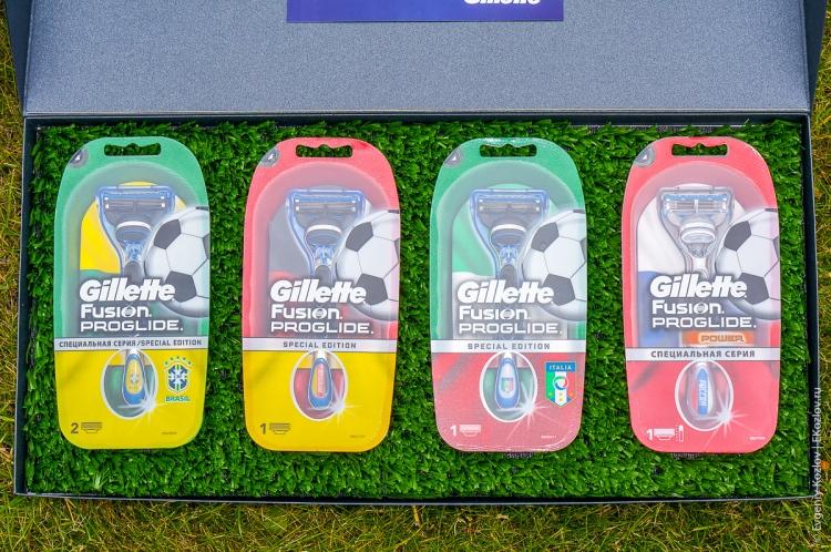 Gillette World Cup shaver-4