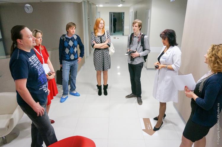 Medicina clinics Moscow-1